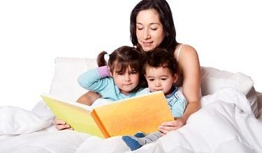 Importance of Bedtime Stories for Kids